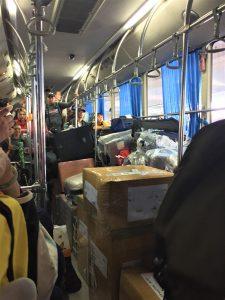 Manila Airport Shuttle Bus